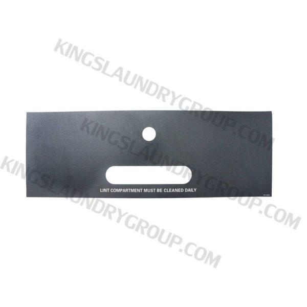 # 70115301 Lower Lint Drawer Overlay
