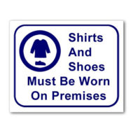 L113 Shirts And Shoes...