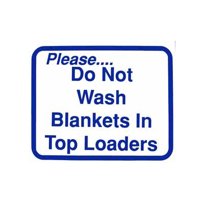 L118 Do Not Wash Blankets