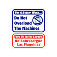 L805 Do Not Overload The Machines