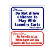 L802 Do Not Allow Children