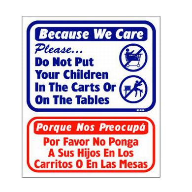 L806 Do Not Put Your Children...
