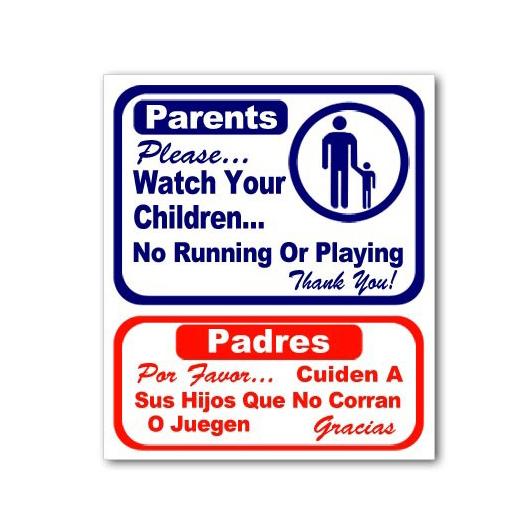 L810 Watch Your Children...