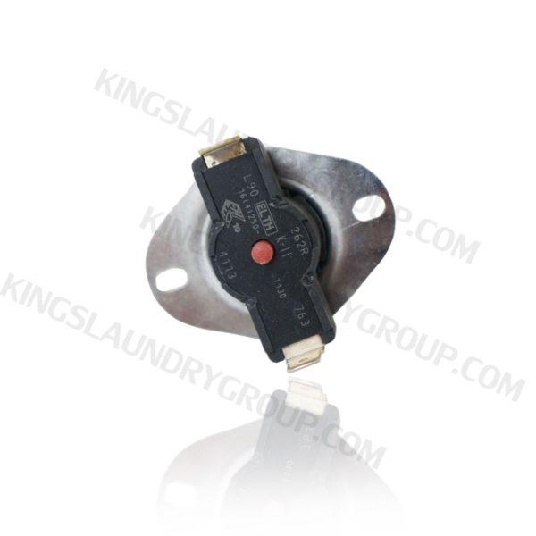 Wascomat # 231784 Reset Thermostat