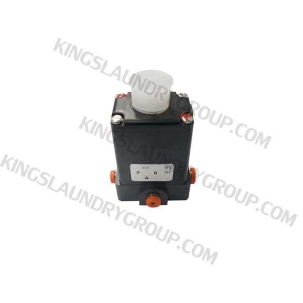 Wascomat # 824306 Actuating Valve 120V