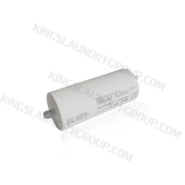 Wascomat # 952527 Washer Capacitor, 30 mf