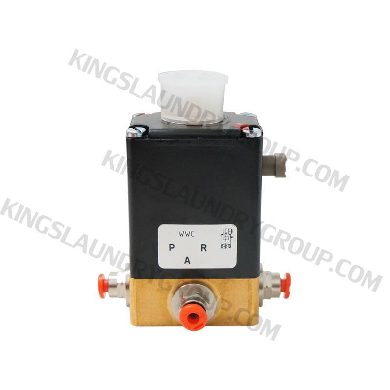 Wascomat # 096070 Actuating Valve 220V