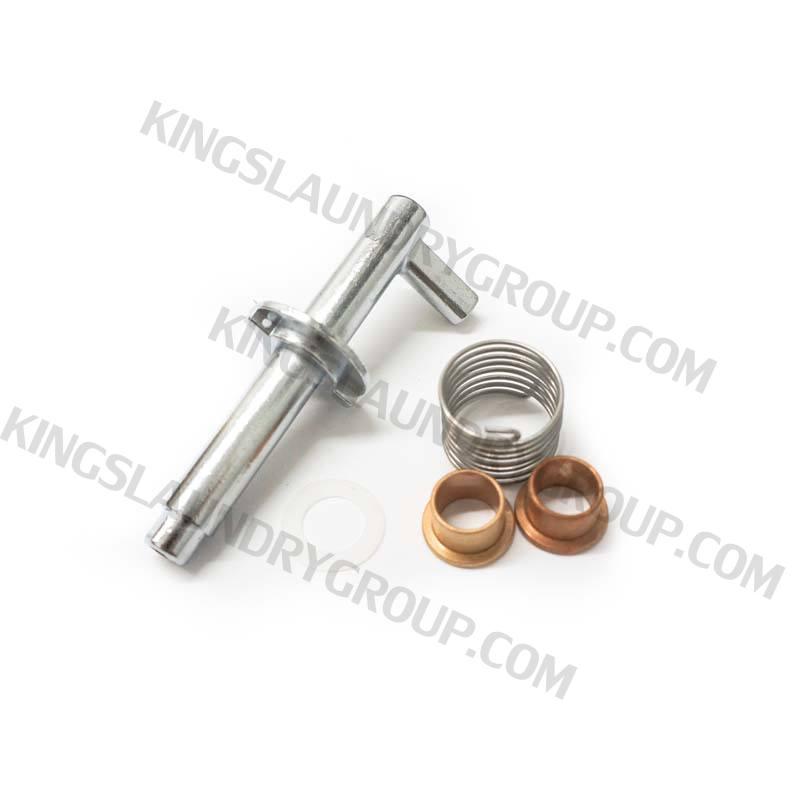 Wascomat # 991301 Kit, Locking Shaft Gen-6 (Black)
