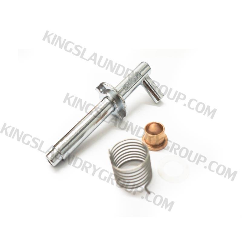 Wascomat # 992001 Kit, Locking Shaft Kit (Grey)