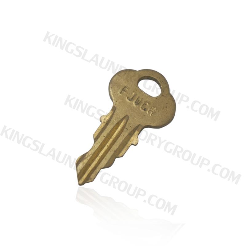 Kings Laundry Group Equipment   For #6292-006-001 Key (FJWCA)