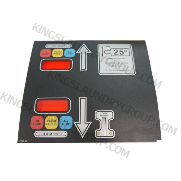 ADC # 112562 AD330 Keypad