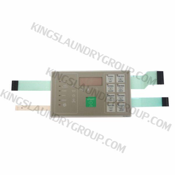 Huebsch # F0231582-07 Keypad