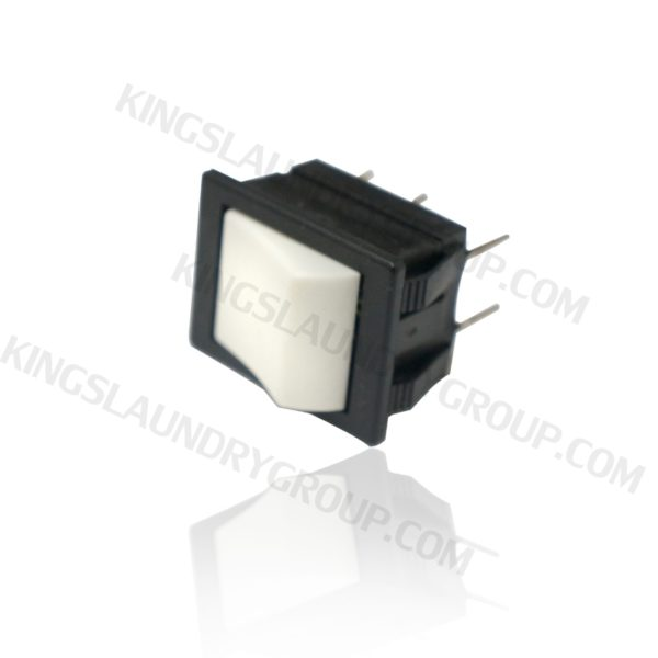 For # F340412 Momentary Switch 250V 16A (White)