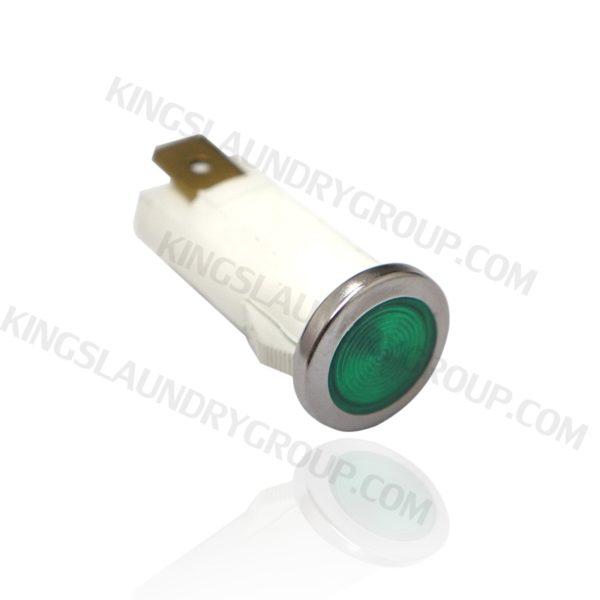 For # F350422 Neon Green Light 220VAC