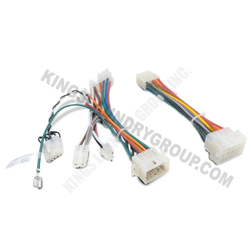 kings laundry group equipment for 613p3 wire harness kit Laundry Dryer at Ipso Dryer Parts Wire Harness