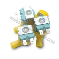For # 823604 3-Way Water Valve 110V