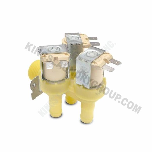 For # F0381736-00P 3-Way Water Valve 220V