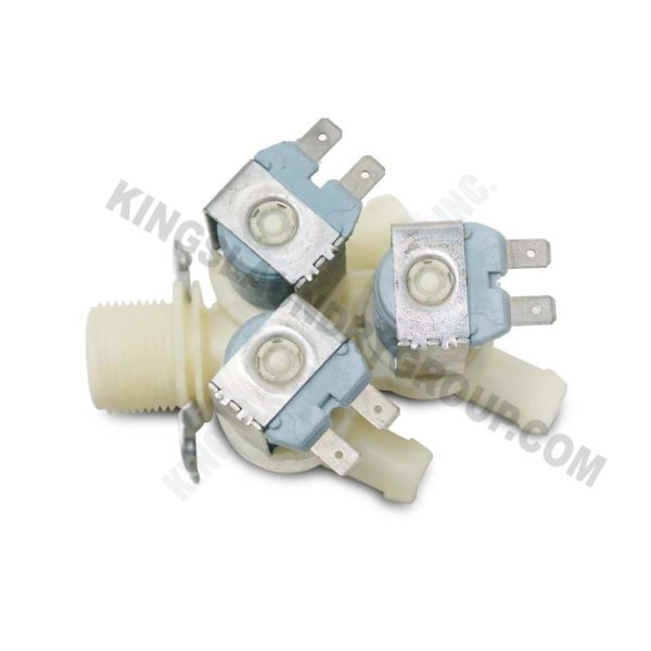 For # F0381734-00P 3-Way Water Valve 24V